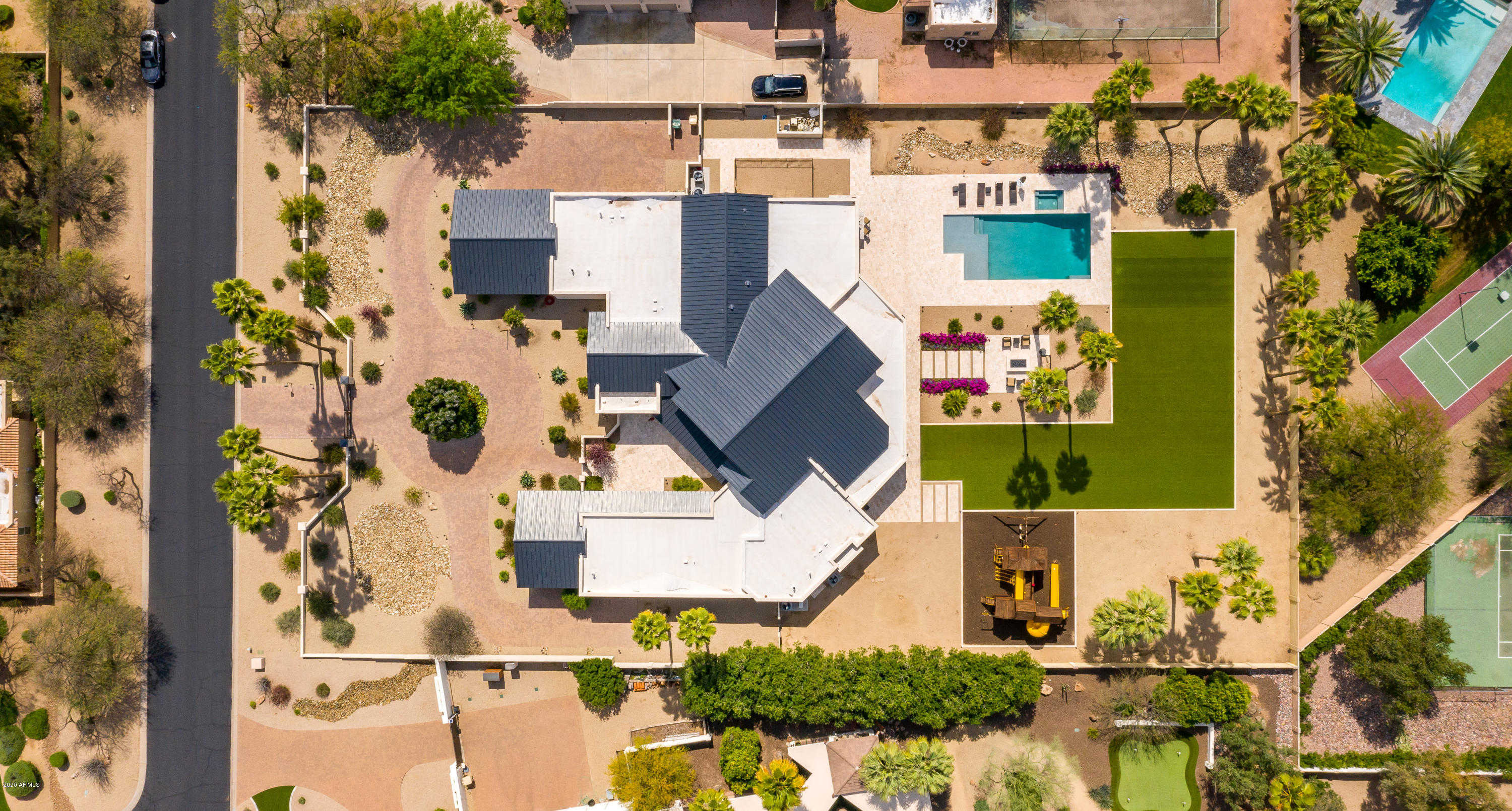 $3,350,000 - 4Br/7Ba - Home for Sale in Fanfol Manor, Paradise Valley