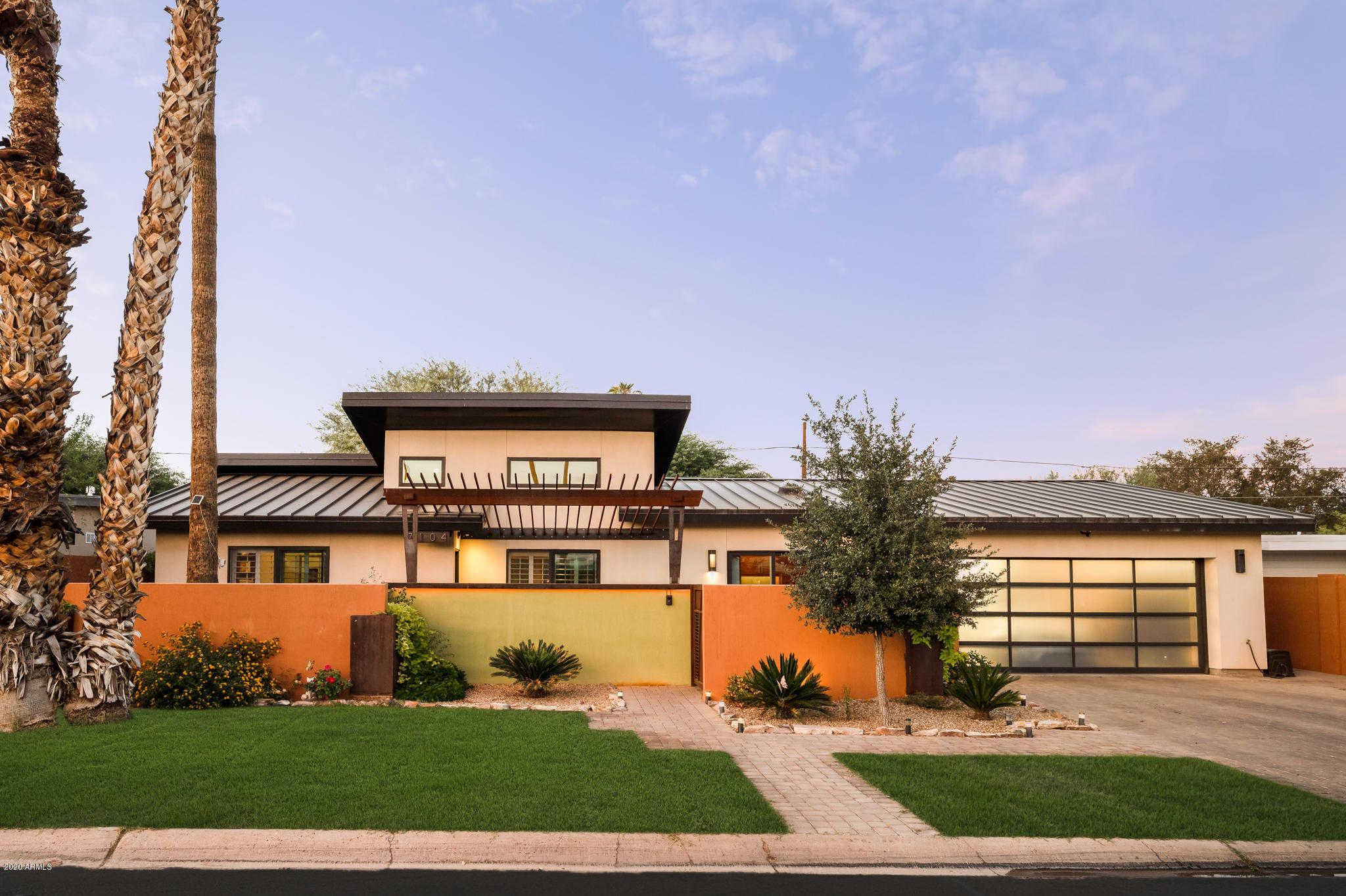 $1,395,000 - 2Br/2Ba - Home for Sale in Camelback Park Estates, Paradise Valley