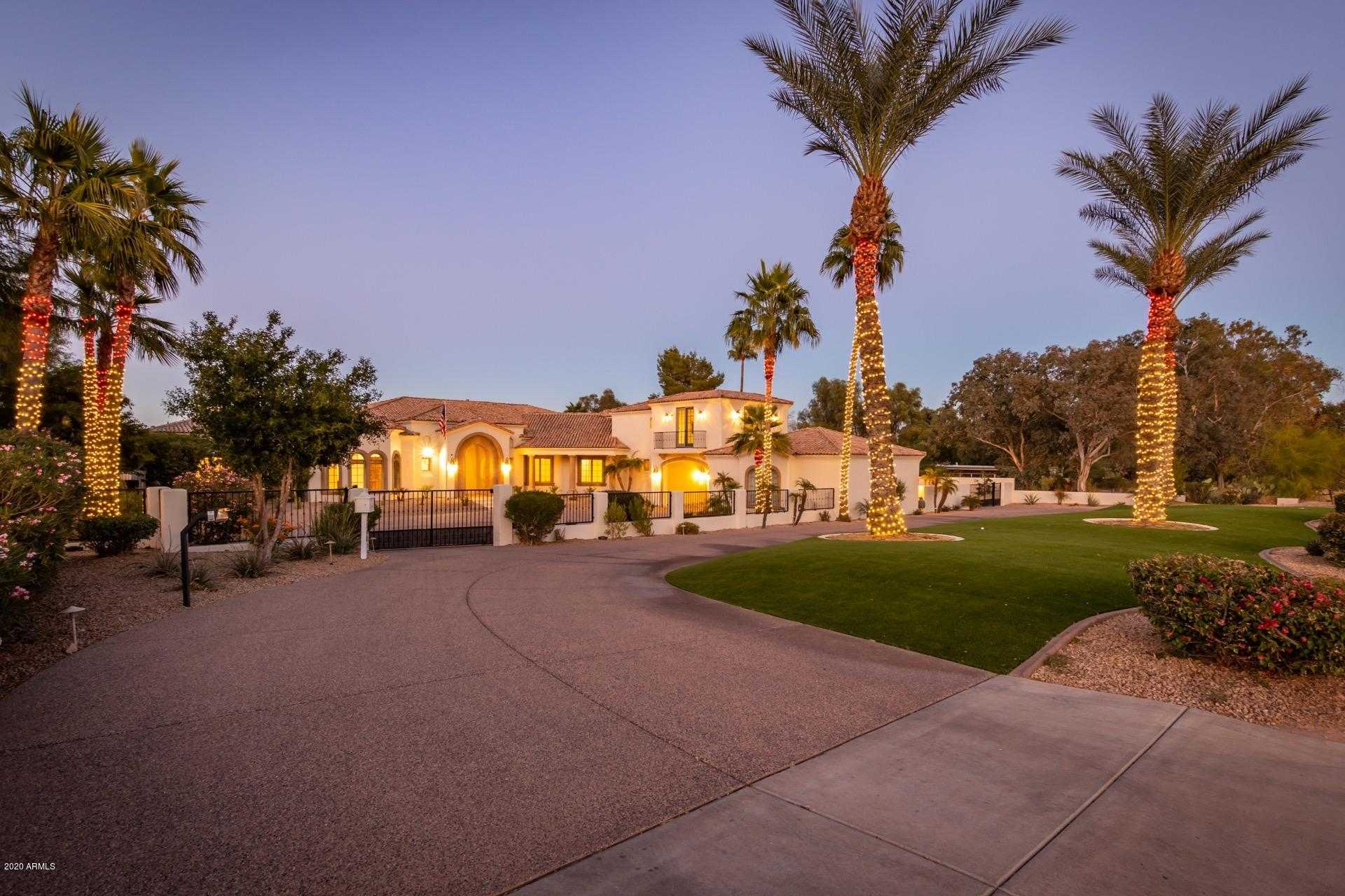 $3,499,000 - 6Br/7Ba - Home for Sale in George Portnoff Estates 1, Paradise Valley
