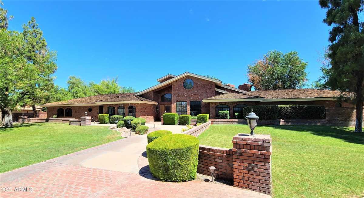 $2,676,777 - 6Br/7Ba - Home for Sale in Corona Vista, Tempe