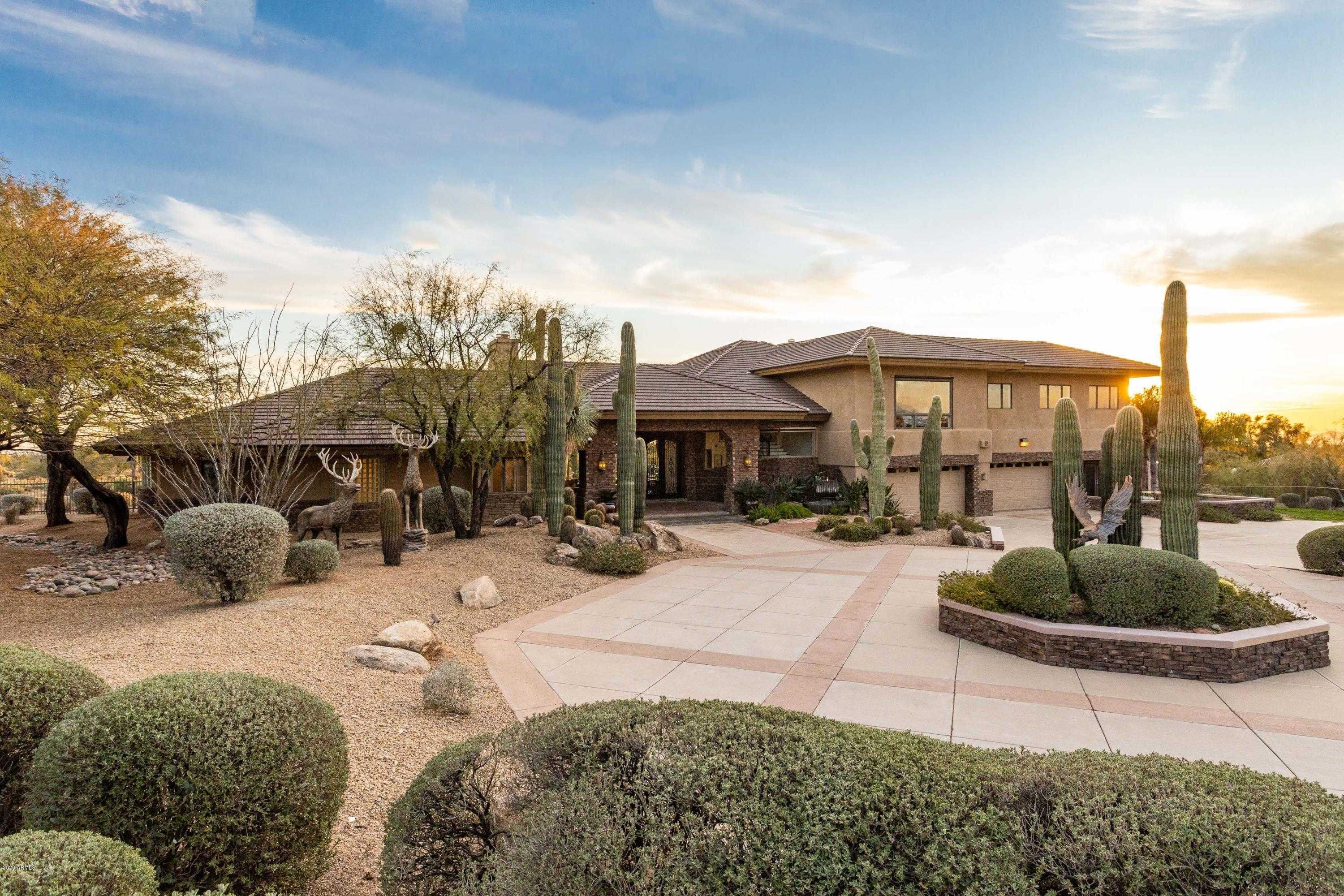 $3,500,000 - 5Br/5Ba - Home for Sale in None, Scottsdale