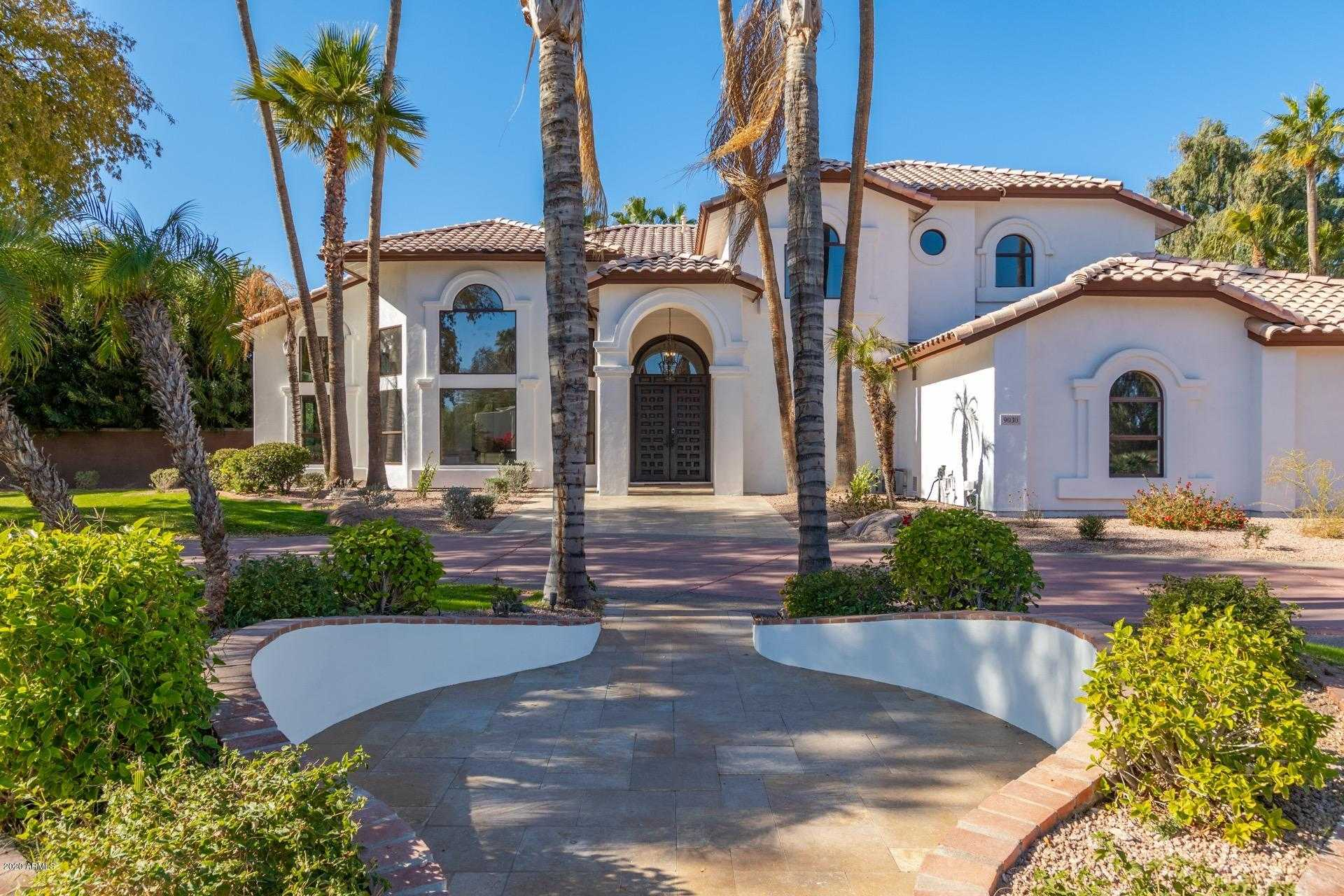 $2,145,000 - 6Br/7Ba - Home for Sale in Foothills Estates Unit 2, Paradise Valley