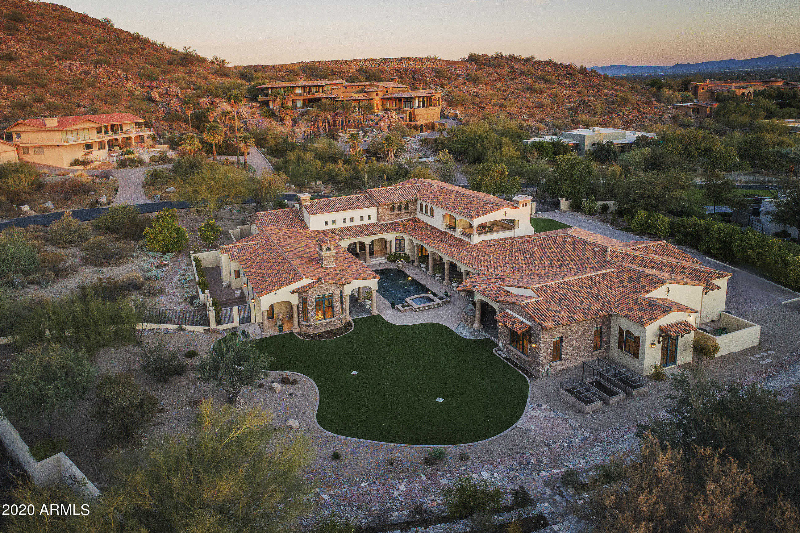 $3,700,000 - 6Br/7Ba - Home for Sale in Mummy Mt Park Lots 32-40, 74-91 & Tr A, Paradise Valley