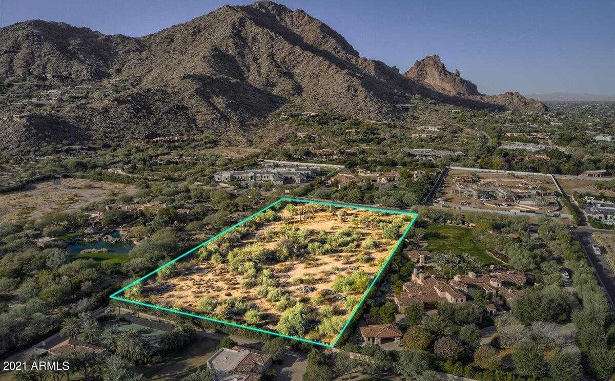 $9,750,000 - Br/Ba -  for Sale in Jokake Camelback Properties, Paradise Valley