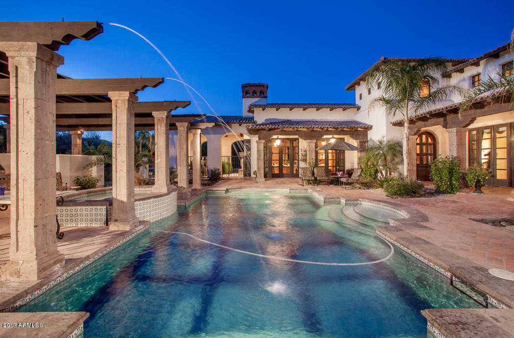 - 5Br/6Ba - Home for Sale in On Casa Blanca Rd Not Inside Casa Blanca Sub, Paradise Valley
