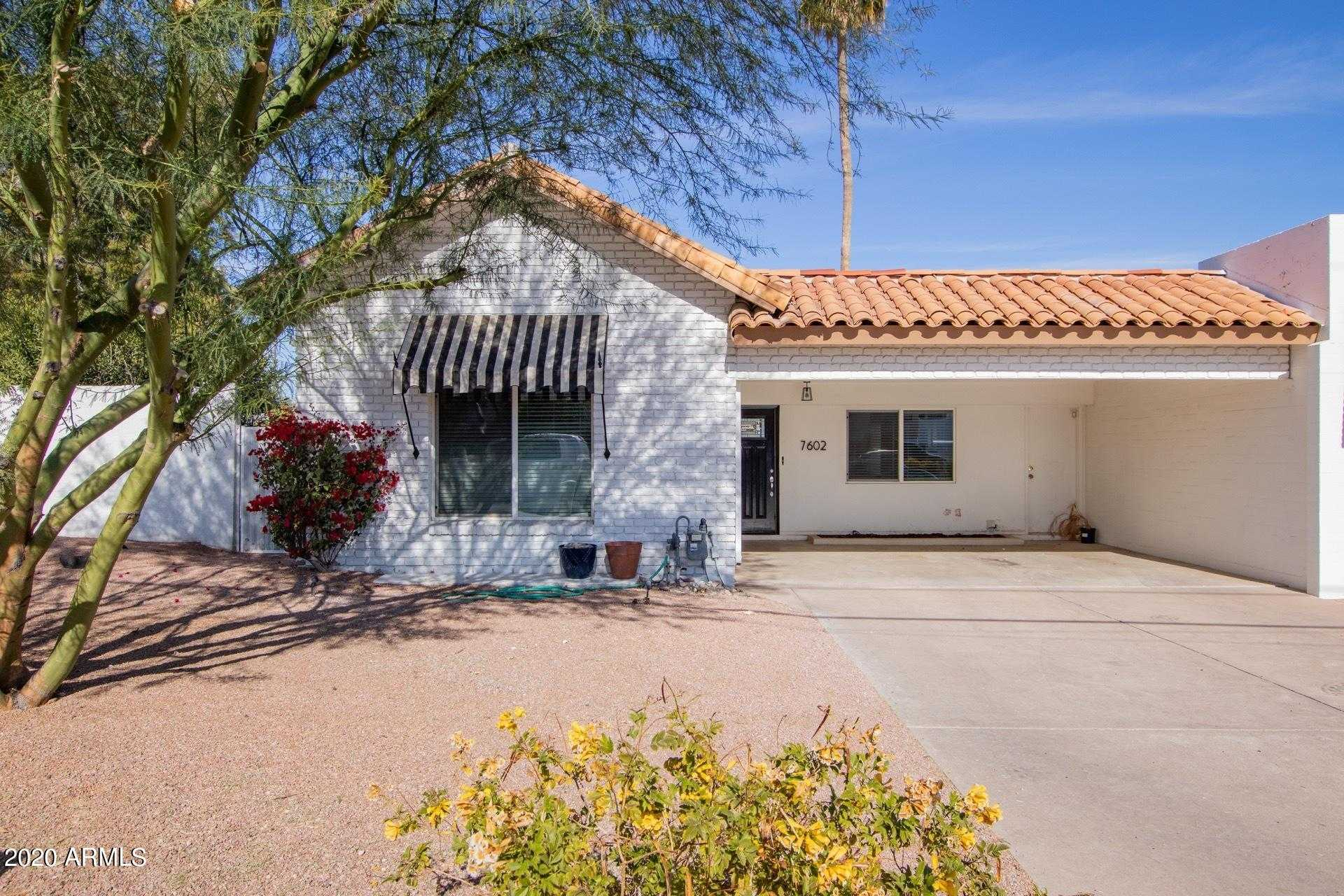 $355,000 - 2Br/2Ba -  for Sale in Villa Monterey Unit 7 Amd, Scottsdale
