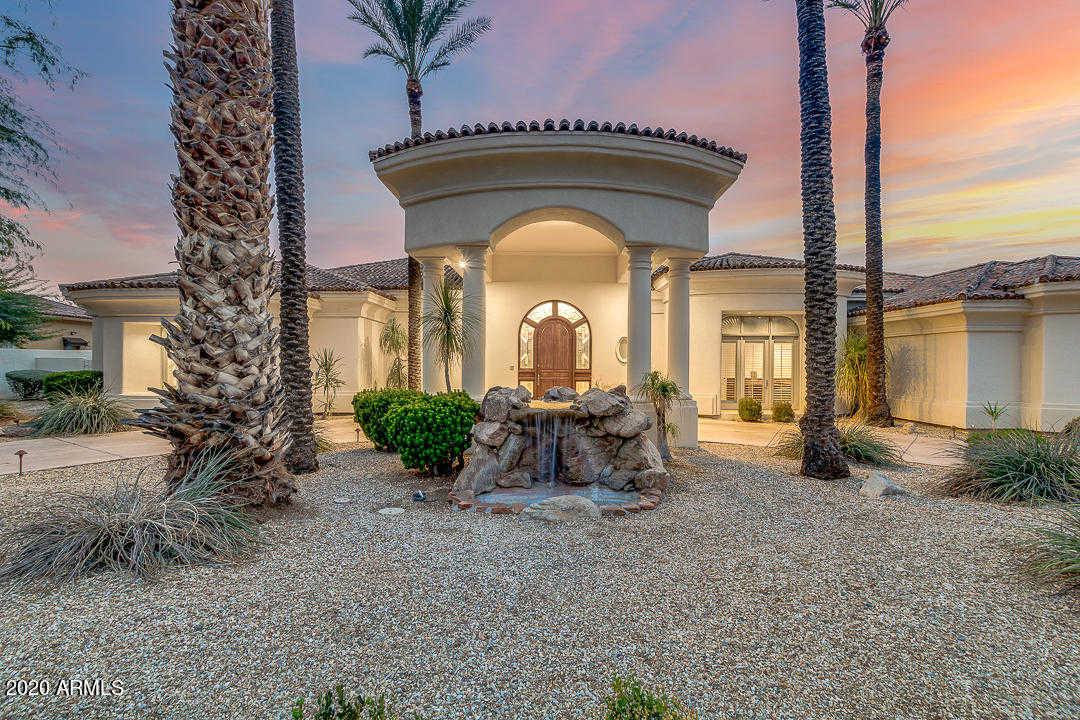 $2,875,000 - 4Br/5Ba - Home for Sale in Fischer Valley Estates, Paradise Valley