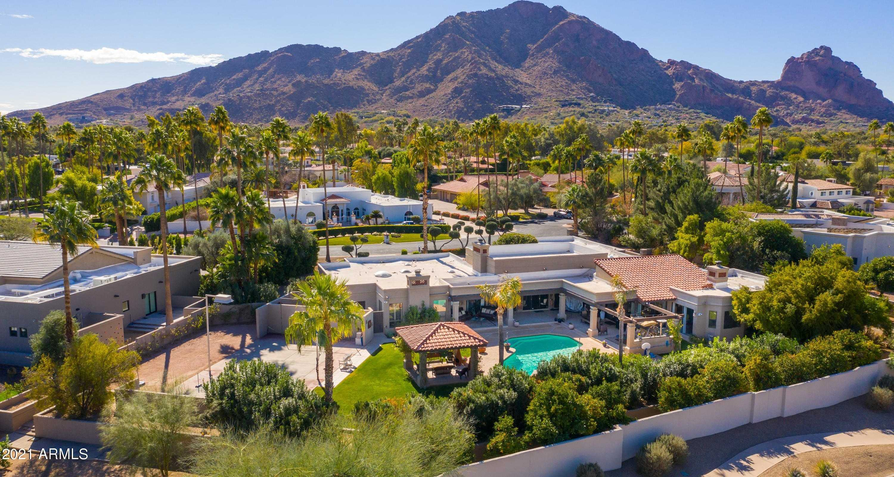 $2,345,000 - 6Br/6Ba - Home for Sale in Finisterre, Paradise Valley