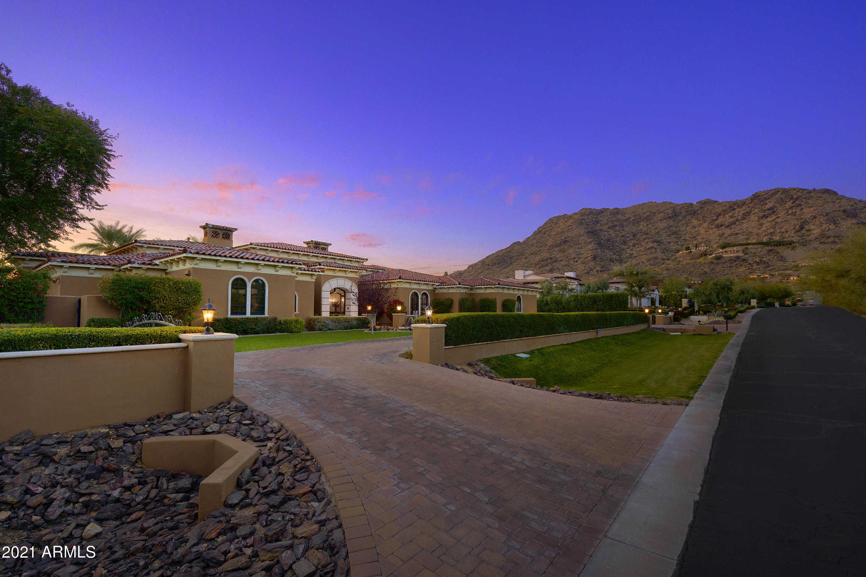 $5,200,000 - 5Br/6Ba - Home for Sale in Provided At Escrow, Paradise Valley