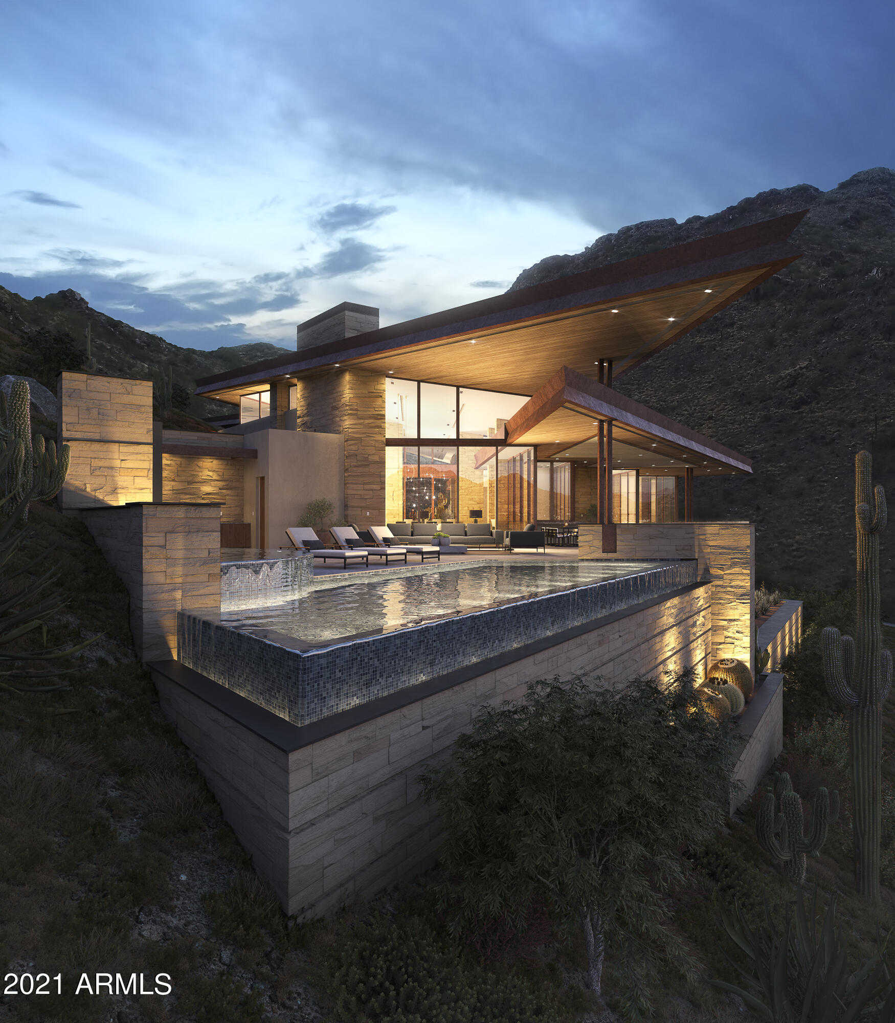 $9,988,000 - 5Br/7Ba - Home for Sale in Whispering Canyon Amd, Paradise Valley