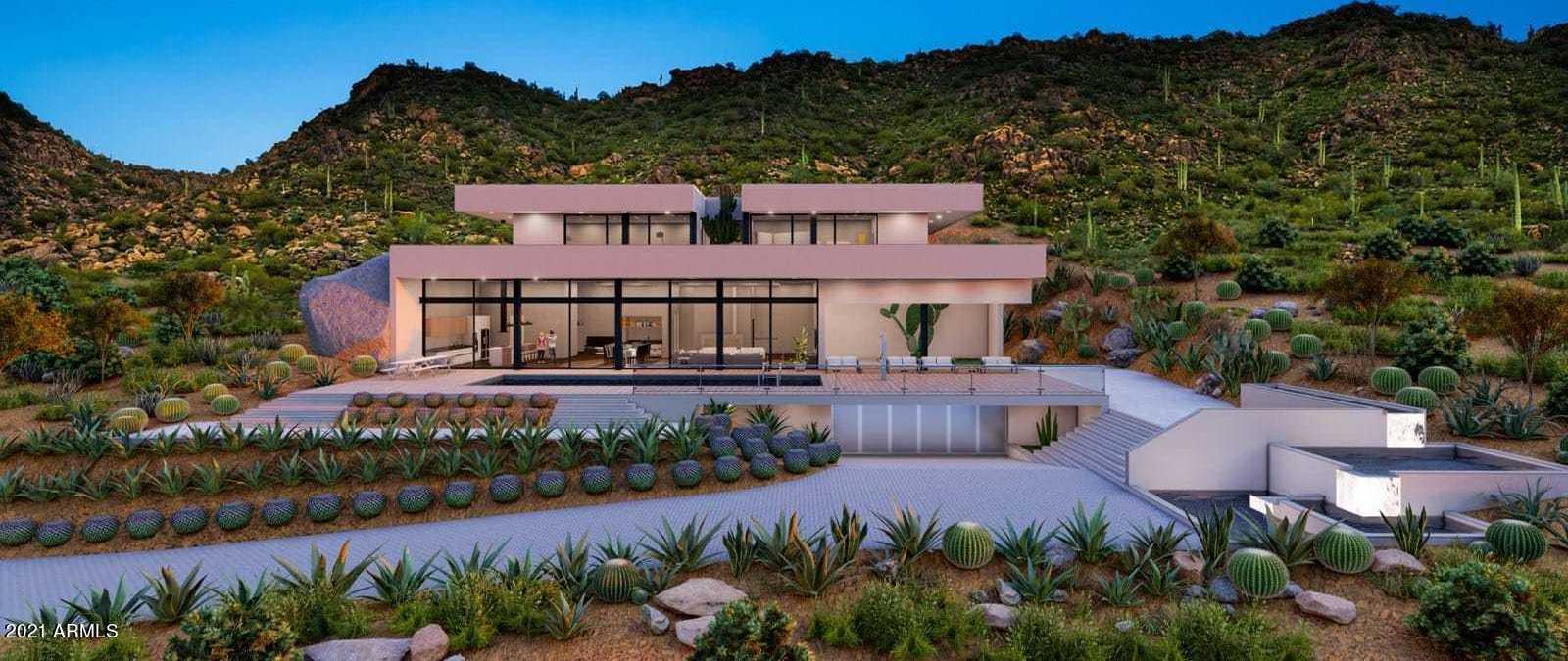 $3,449,500 - 5Br/6Ba - Home for Sale in Eagles Nest Parcel 8, Fountain Hills