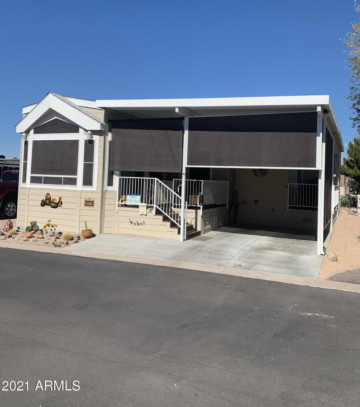 $125,000 - 1Br/2Ba -  for Sale in Canyon Vista Rv Resort, Gold Canyon