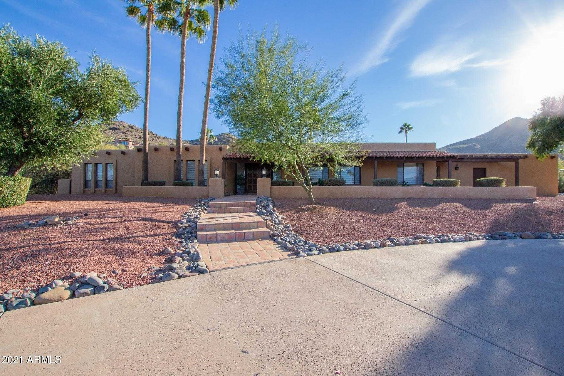 $1,650,000 - 4Br/3Ba - Home for Sale in Sunset Hills Lot 21-37 & Tr A, B, Paradise Valley
