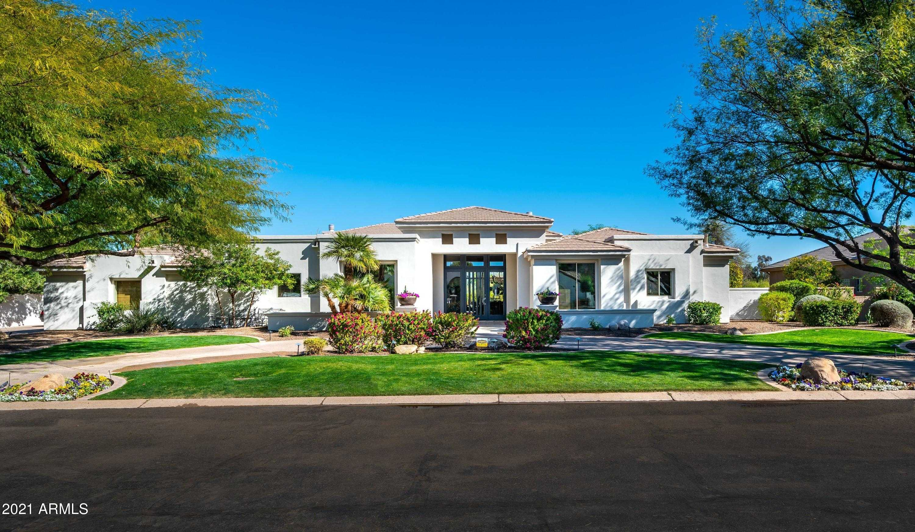 $3,499,999 - 4Br/4Ba - Home for Sale in Cheney Estates, Paradise Valley