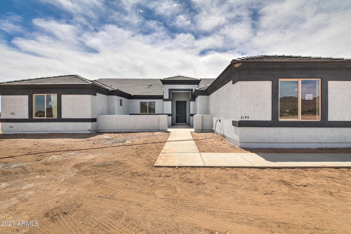 $769,900 - 5Br/3Ba - Home for Sale in To Be Built! Gorgeous Views No Hoa New Home On 1.4 Acres, Queen Creek