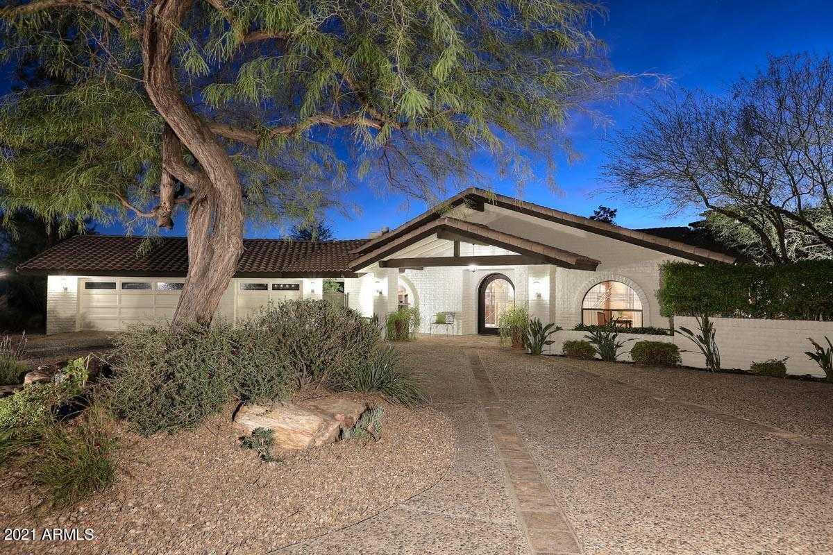 $2,450,000 - 4Br/4Ba - Home for Sale in Vista Los Arcos, Paradise Valley