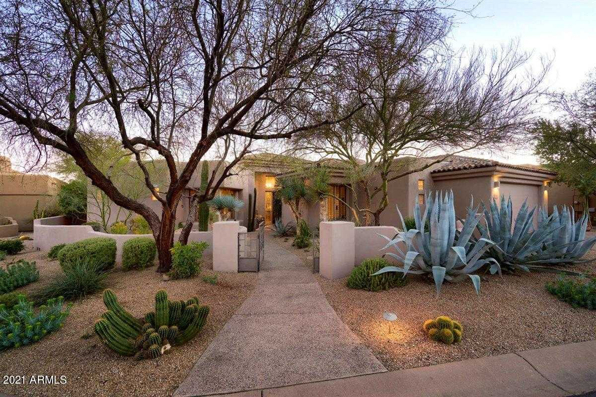 $1,400,000 - 3Br/4Ba - Home for Sale in Desert Highlands, Scottsdale