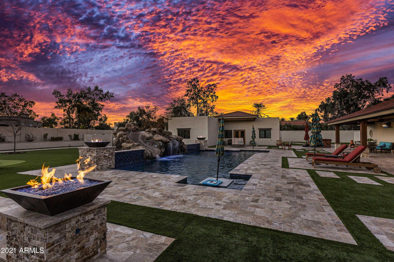 $2,400,000 - 5Br/5Ba - Home for Sale in Pueblo Blanco, Paradise Valley
