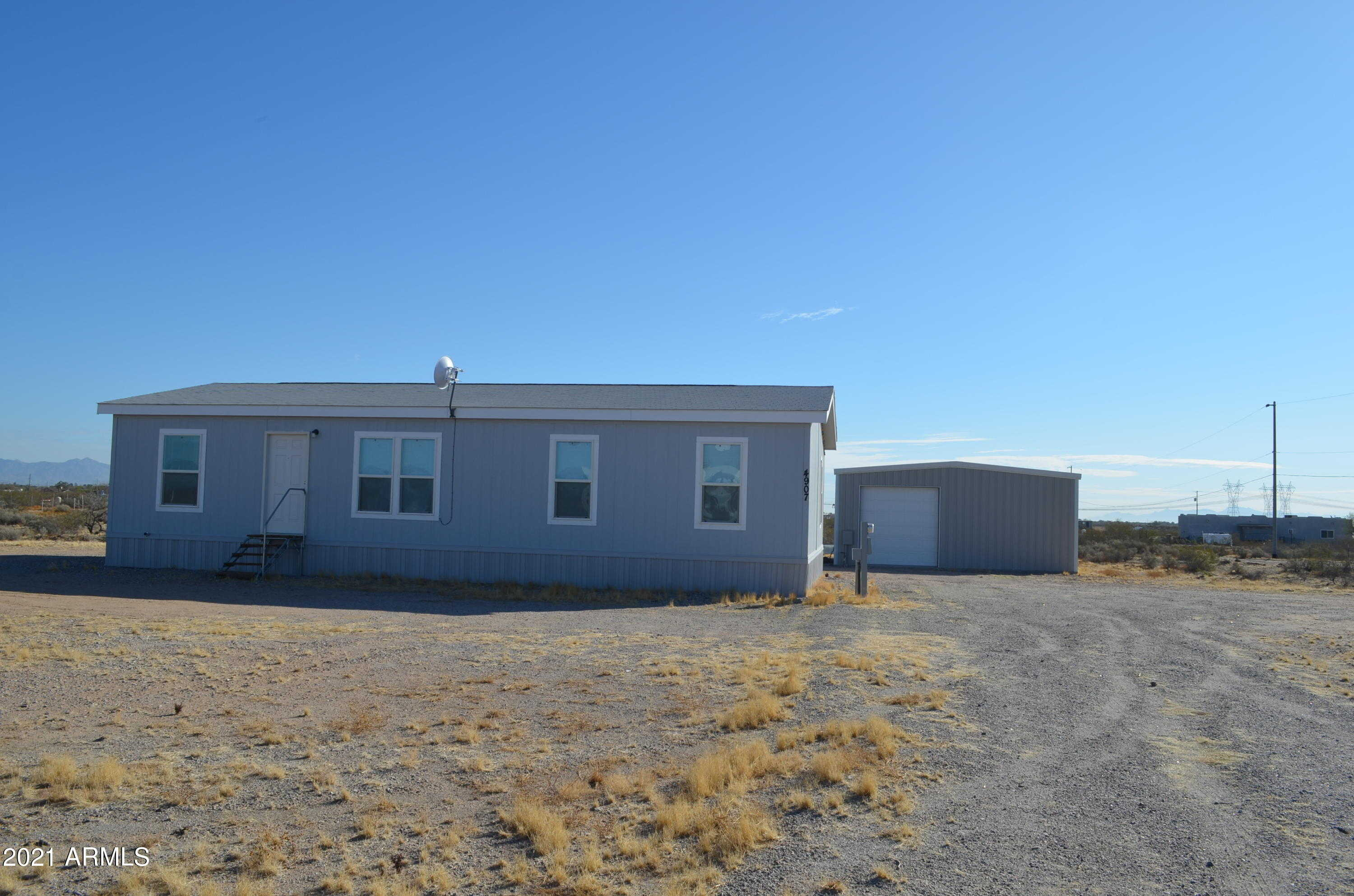 $260,000 - 3Br/2Ba -  for Sale in None, Tonopah