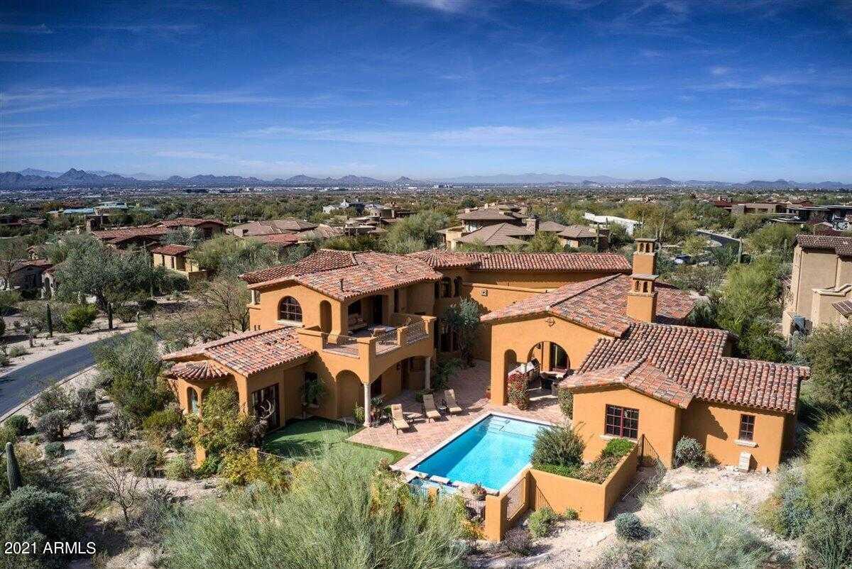 $3,413,500 - 5Br/6Ba - Home for Sale in Dc Ranch Parcel 4.16, Scottsdale
