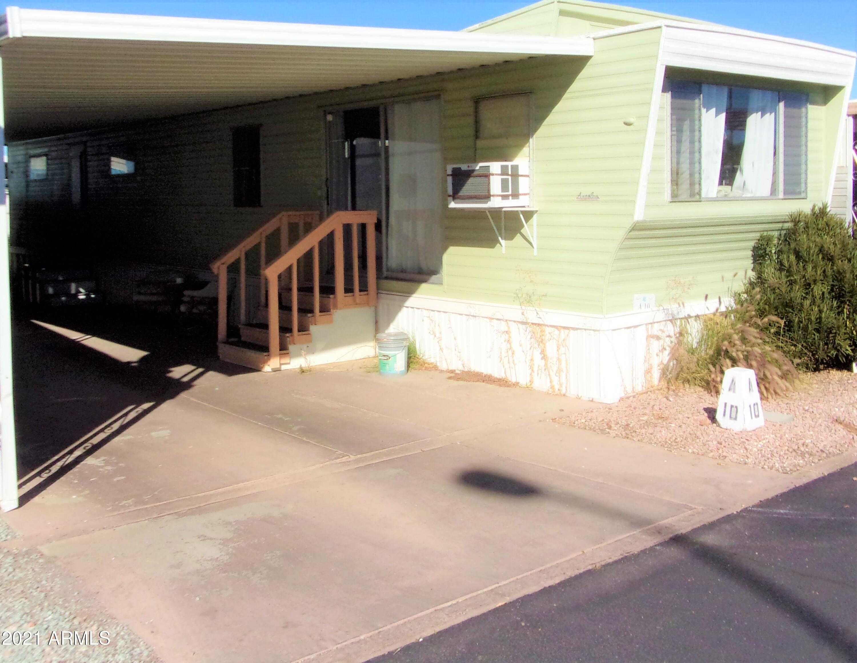 $7,900 - 2Br/1Ba -  for Sale in Agave Village, Mesa