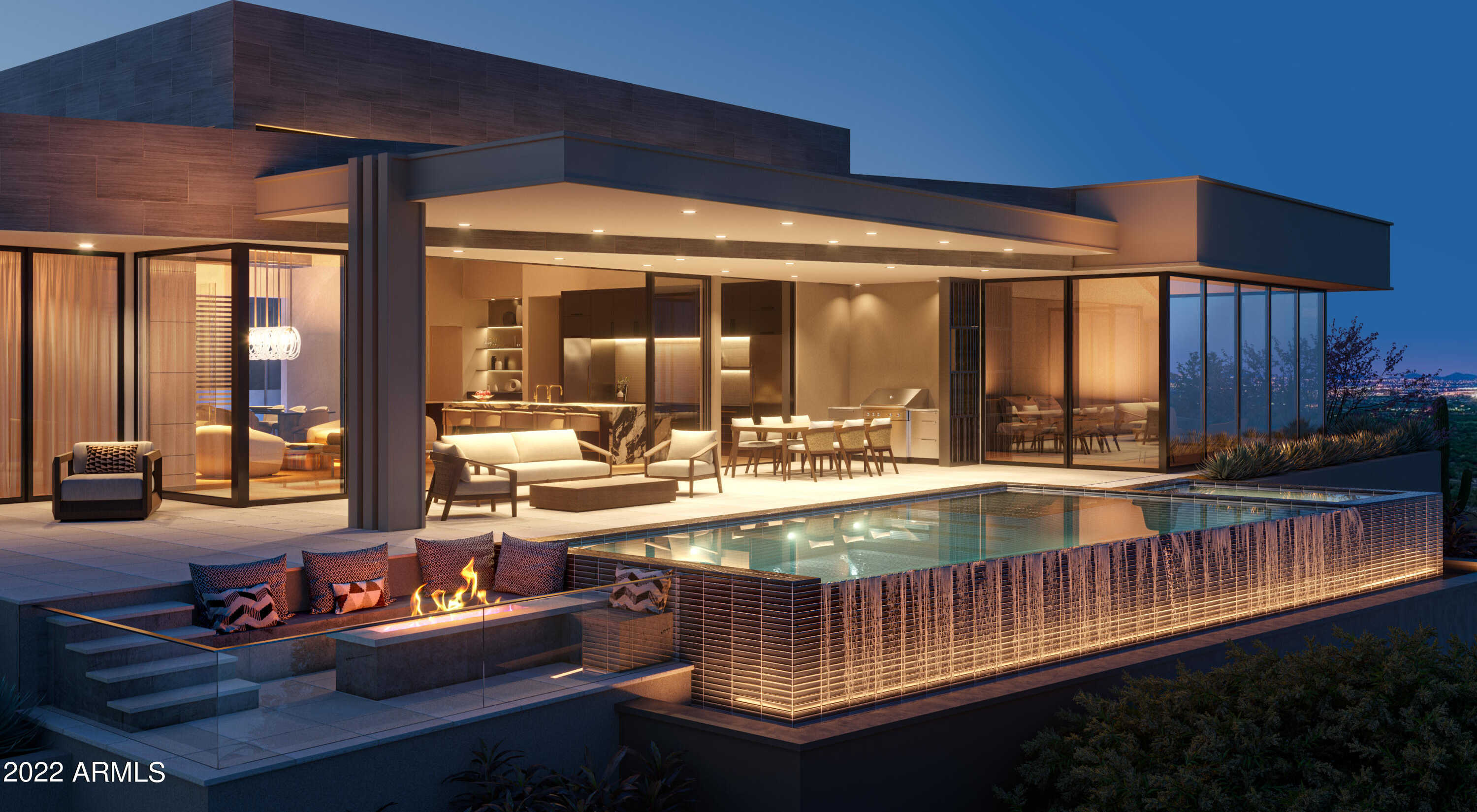 $4,988,000 - 4Br/5Ba - Home for Sale in Clearwater Hills Prvt Roads & Tr A, Paradise Valley