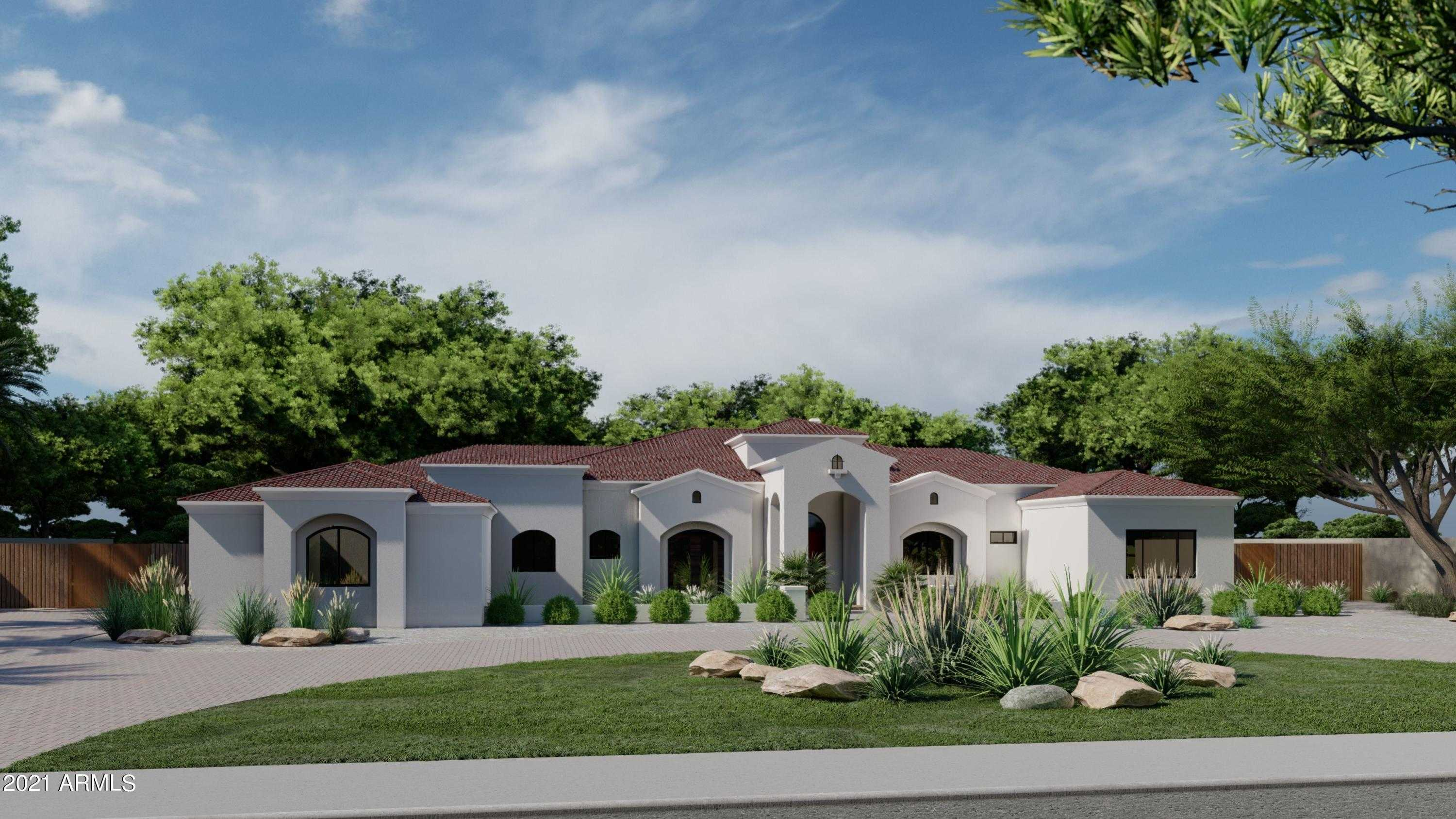$3,250,000 - 5Br/6Ba - Home for Sale in Sunburst Farms East, Paradise Valley