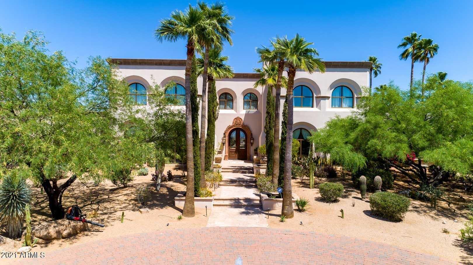 $4,500,000 - 4Br/6Ba - Home for Sale in Pinnacle Peak Heights, Scottsdale