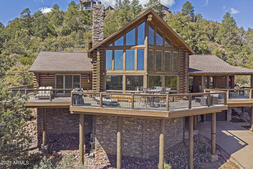 $825,000 - 3Br/3Ba - Home for Sale in The Portal Pine Creek Canyon Unit 3, Pine