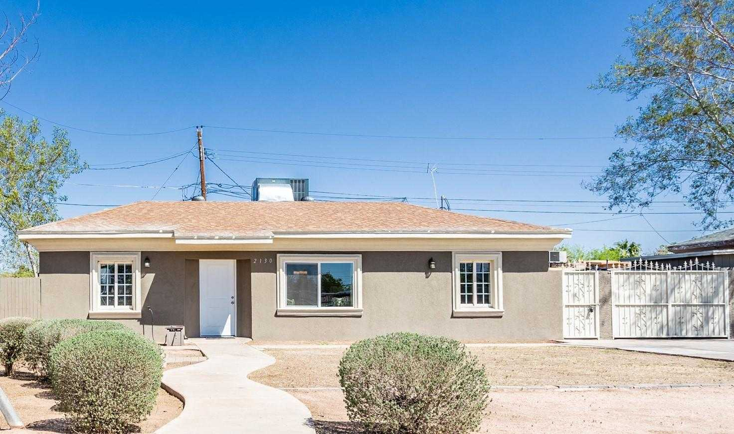 $330,000 - 4Br/2Ba - Home for Sale in Bumbalow Heights Blk 3, Lots 7-13, Phoenix