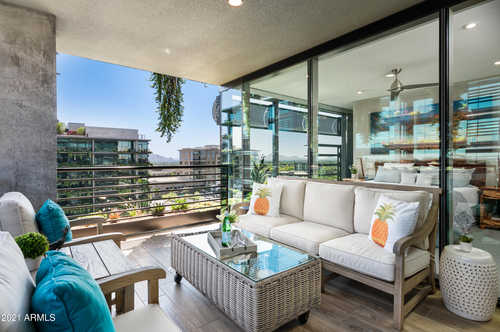 $1,295,000 - 2Br/3Ba -  for Sale in Optima Kierland Center 7120 Condominium 2nd Amd, Scottsdale