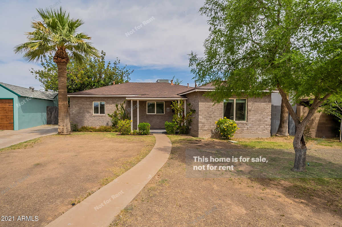 $450,000 - 3Br/1Ba - Home for Sale in Story Addition Plat A, Phoenix