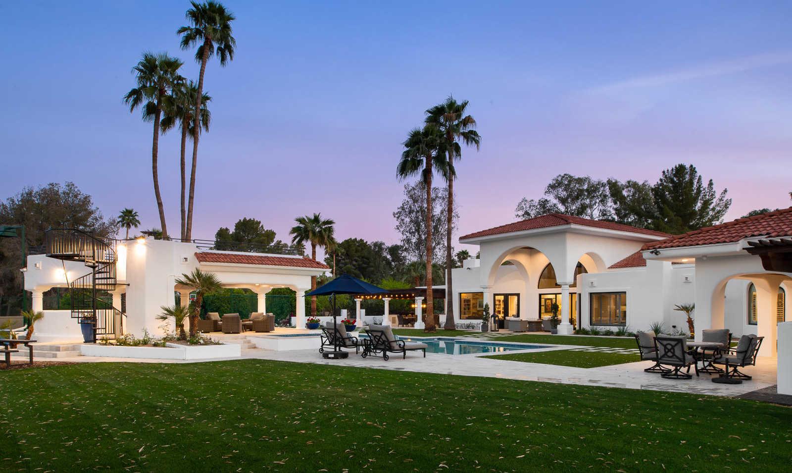 $5,950,000 - 5Br/7Ba - Home for Sale in Hidden Lane Estates, Paradise Valley
