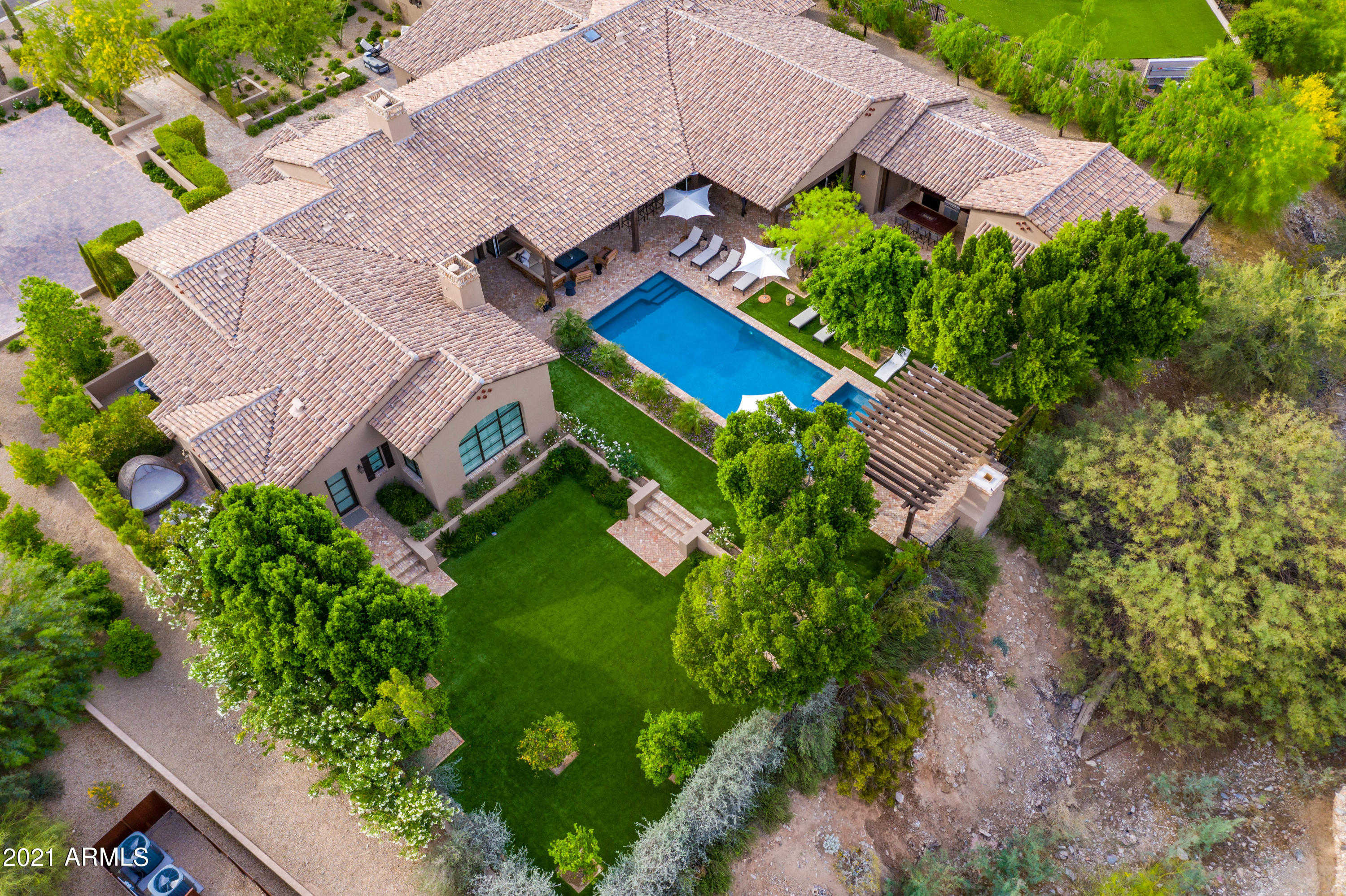 $5,250,000 - 5Br/7Ba - Home for Sale in Lot 5 Palo Verde Foothills Mcr 006503, Paradise Valley