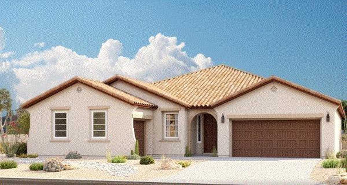 $744,995 - 4Br/3Ba - Home for Sale in Gateway Quarter Parcel 5, Queen Creek