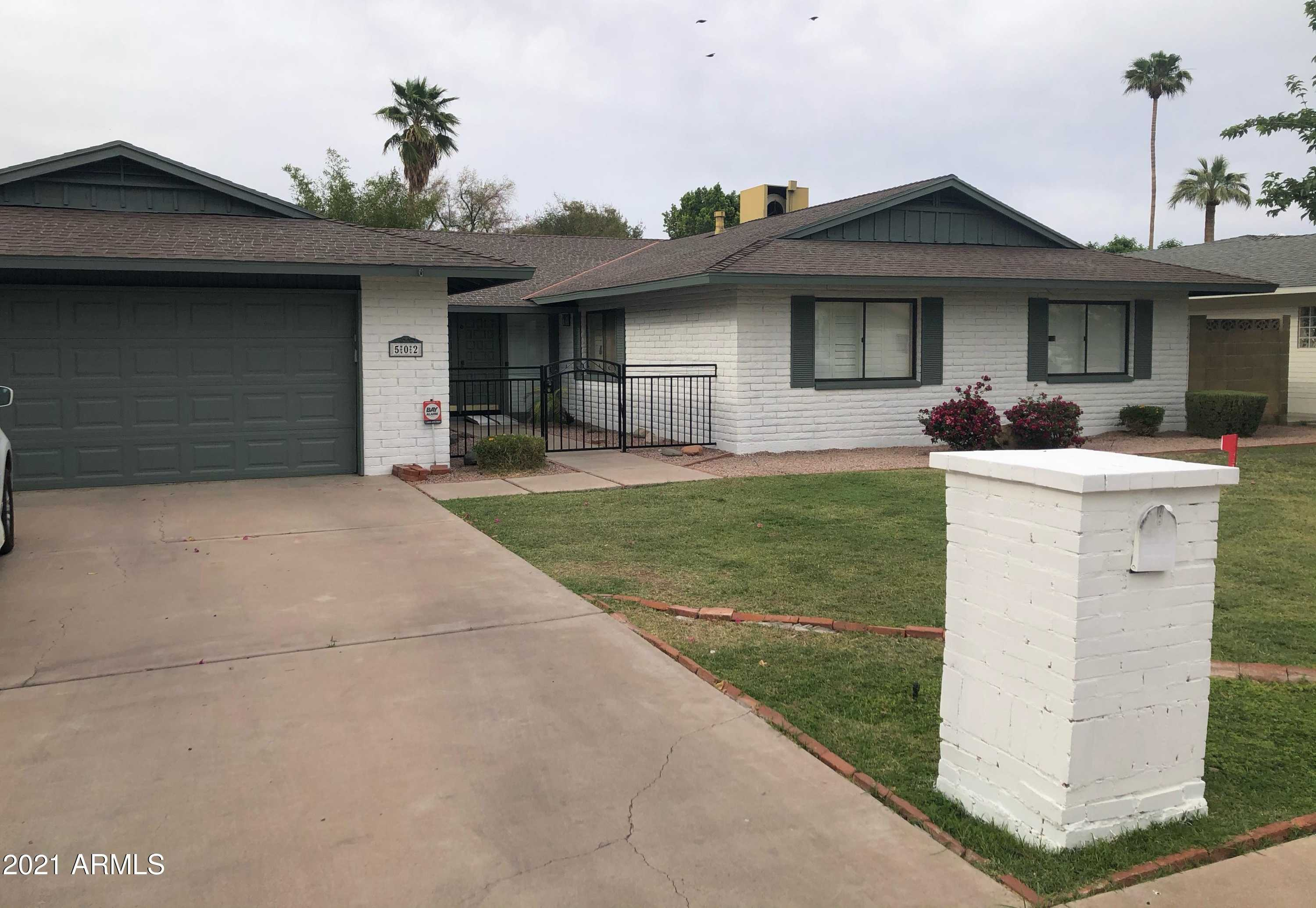 $775,000 - 4Br/3Ba - Home for Sale in Royal Manor, Phoenix