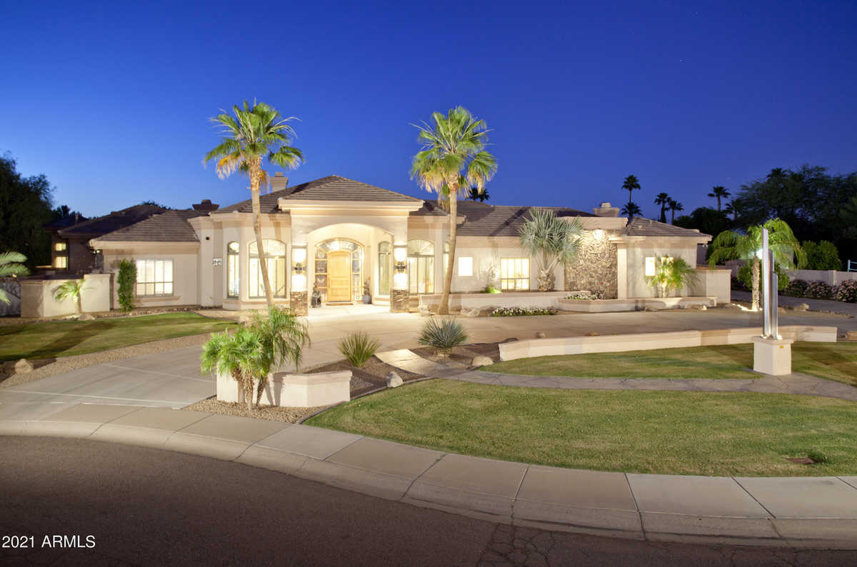 $2,100,000 - 5Br/6Ba - Home for Sale in Quail Thunderbird Meadow Phase 3 Lot 121-149 Tr A, Glendale