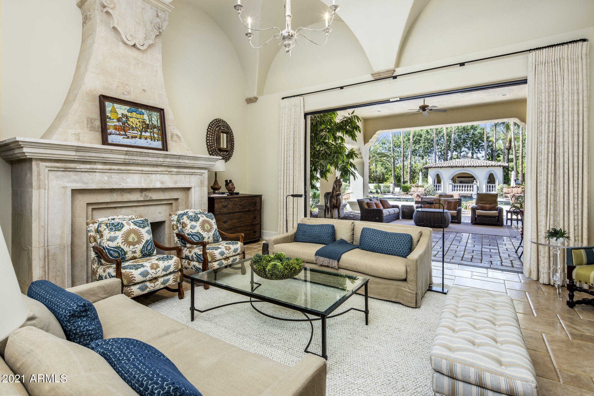 $6,500,000 - 5Br/8Ba - Home for Sale in Judson Place, Paradise Valley