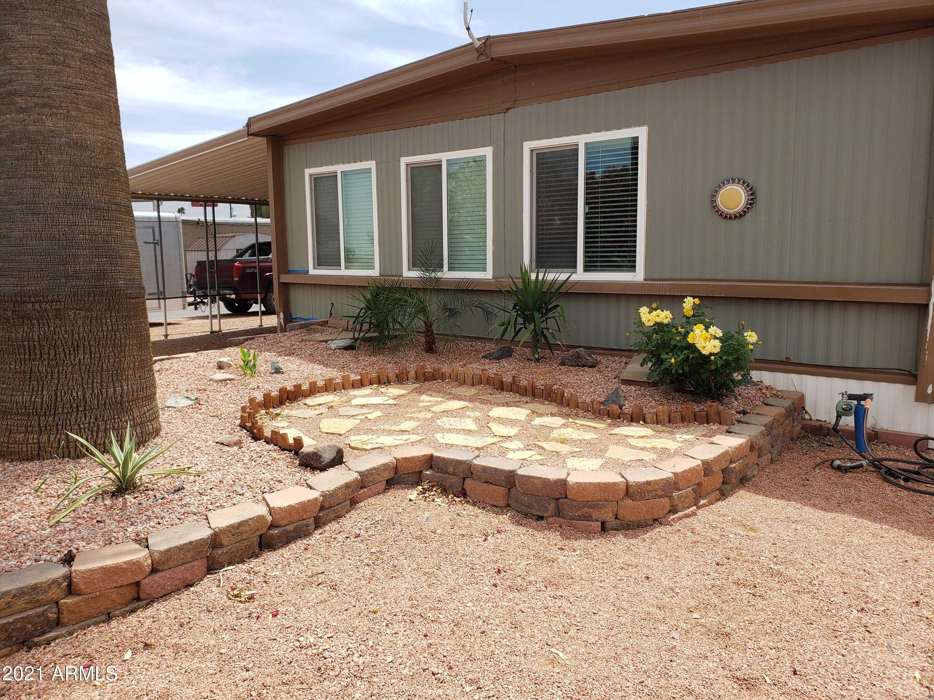 $55,000 - 2Br/2Ba -  for Sale in S13 T7s R6e, Eloy