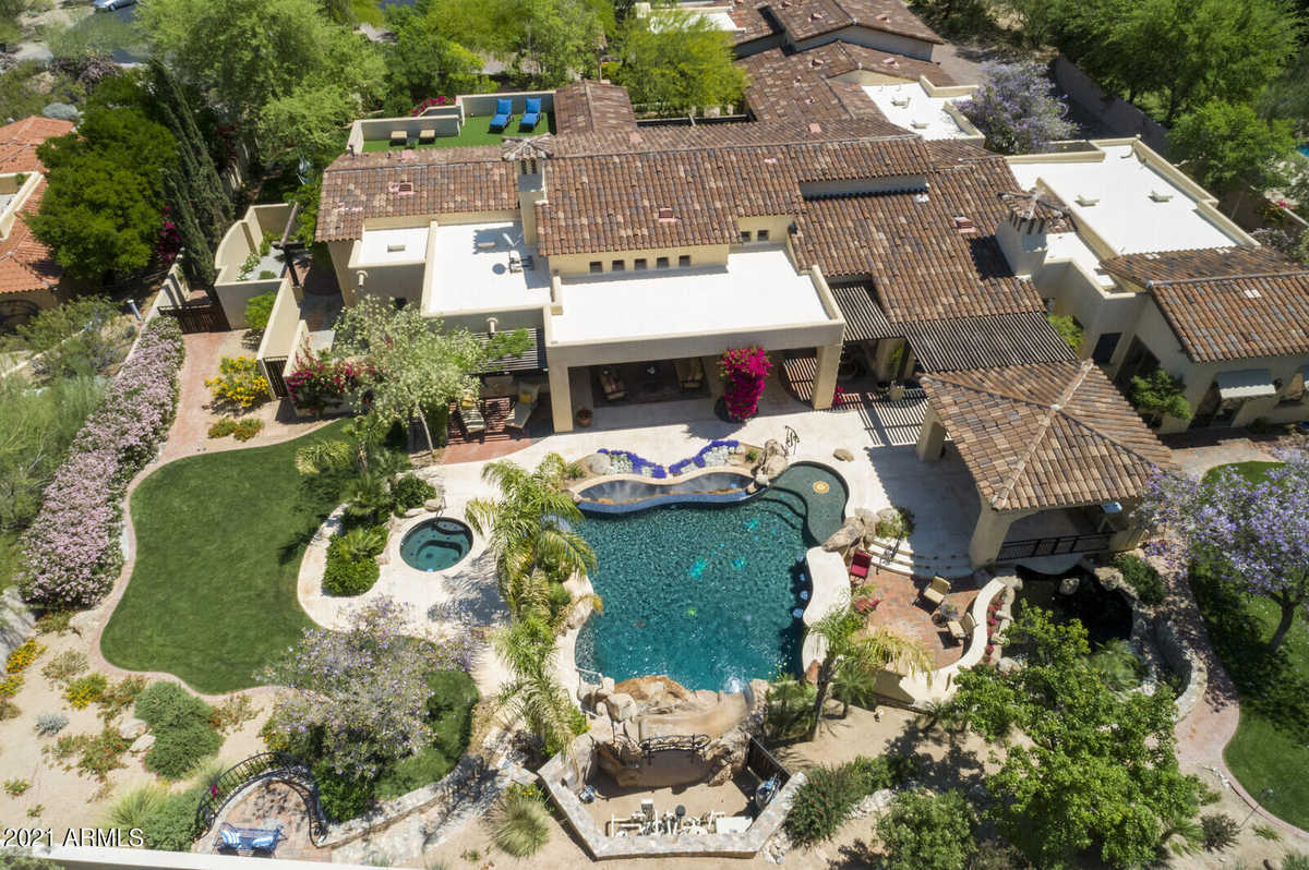 Paradise Valley Homes $4M-$6M