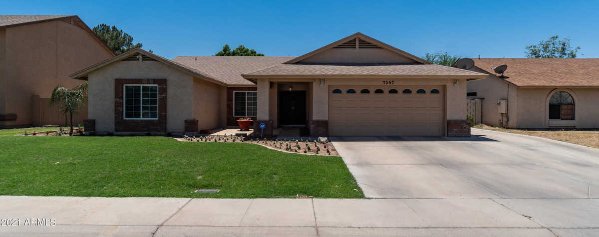 $430,000 - 4Br/2Ba - Home for Sale in Chaparral Country 3 Lot 1-78 Tr A, Glendale