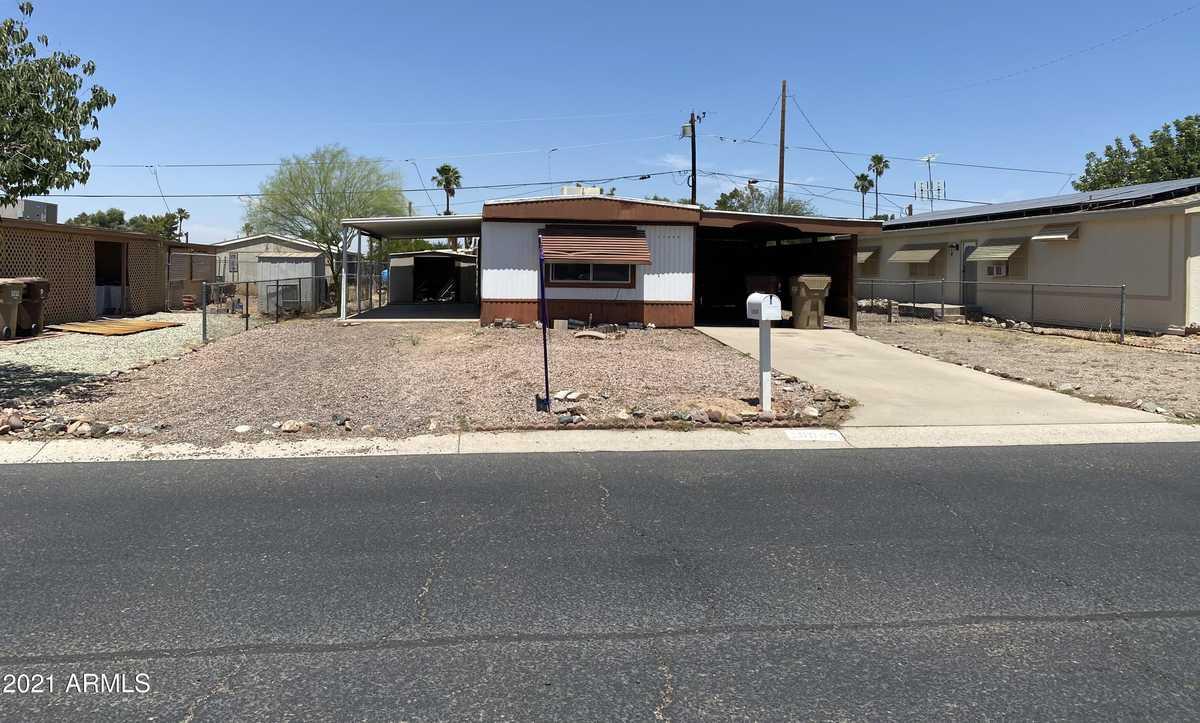 $107,000 - 3Br/2Ba -  for Sale in Lake Pleasant Mobile Home Estates, Sun City