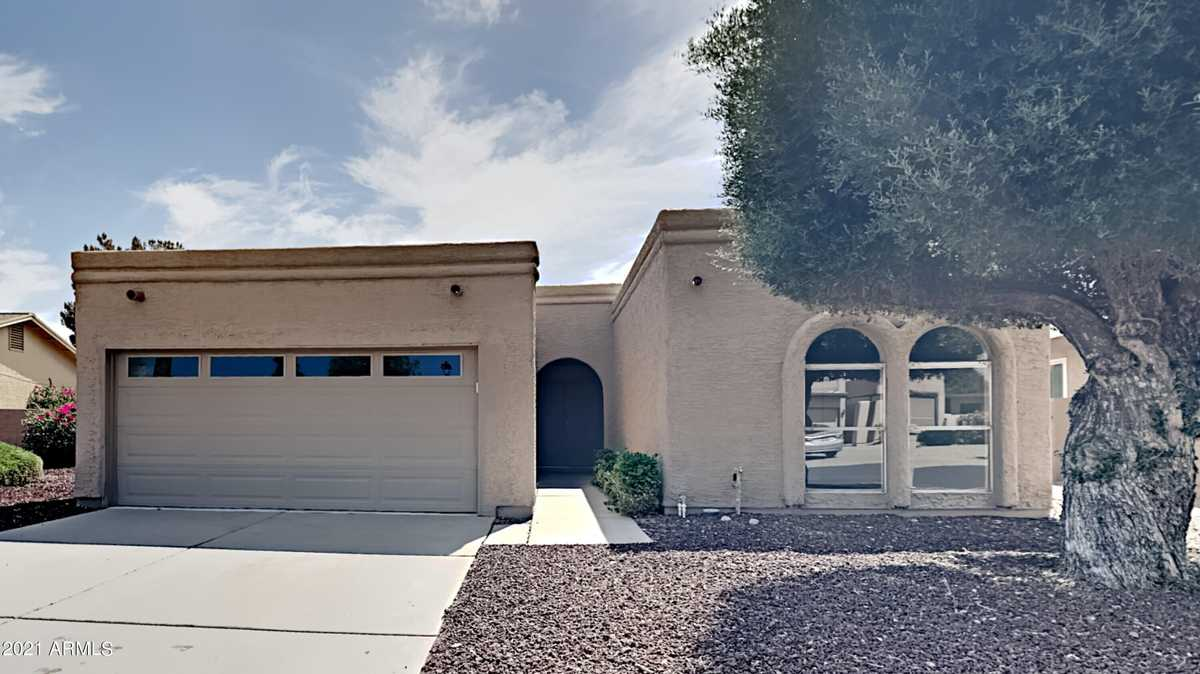 $349,900 - 2Br/2Ba - Home for Sale in Sun Lakes Unit 14, Sun Lakes