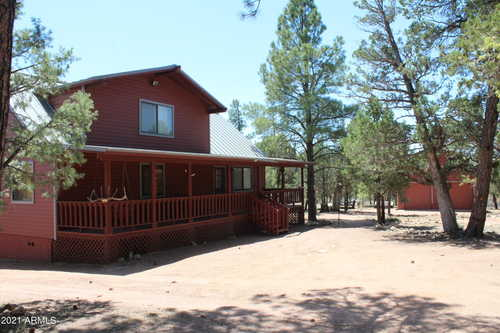 $559,900 - 3Br/2Ba - Home for Sale in Clear Creek Pines Unit 9, Happy Jack