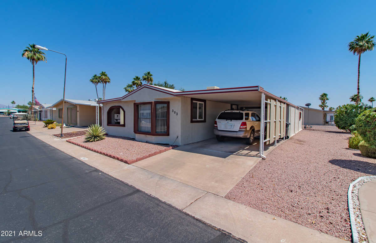 $49,500 - 2Br/1Ba -  for Sale in Brentwood Southern, Mesa