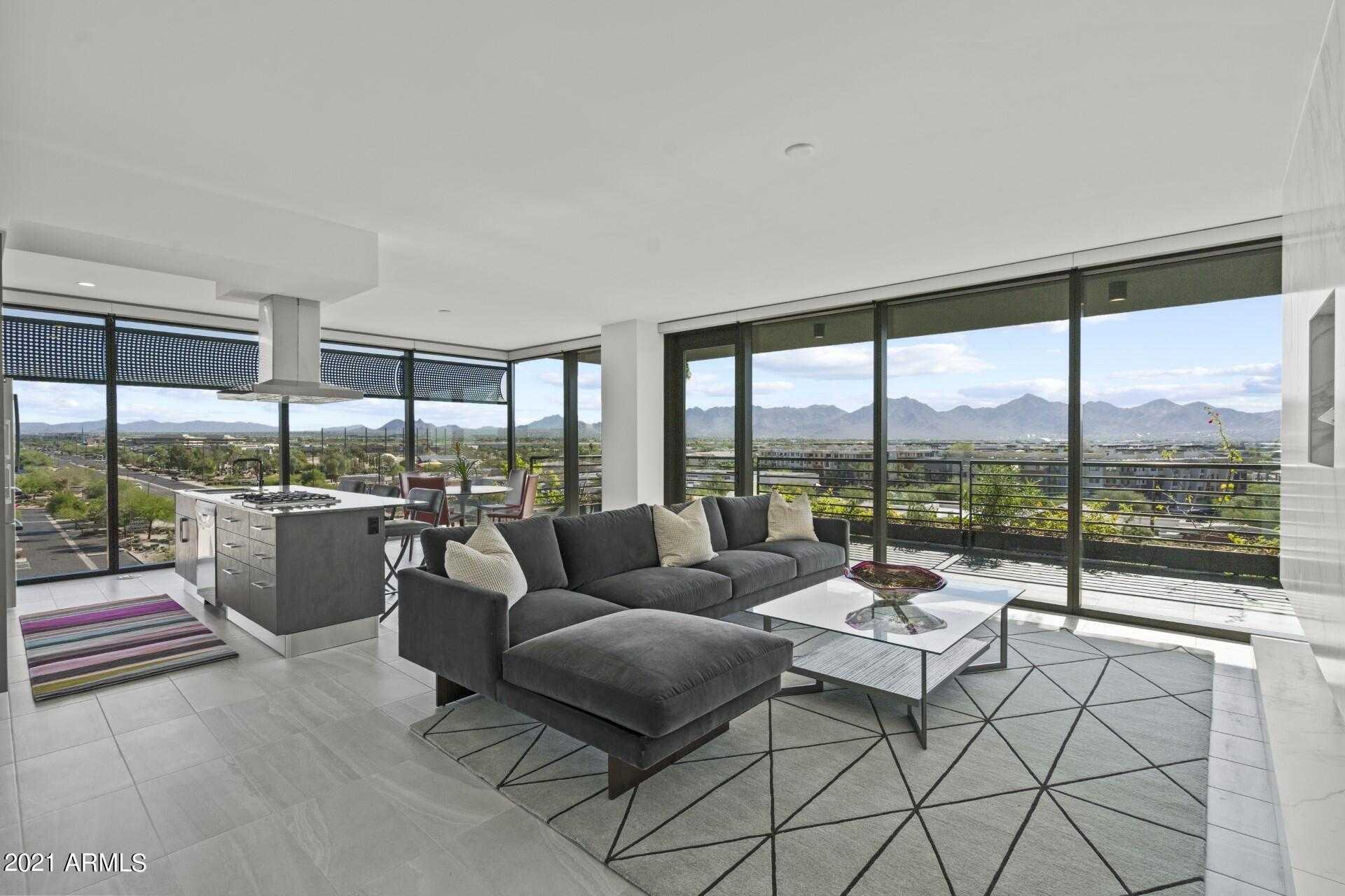 $1,750,000 - 3Br/3Ba -  for Sale in Optima Kierland Center 7180 Condominium Amd, Scottsdale