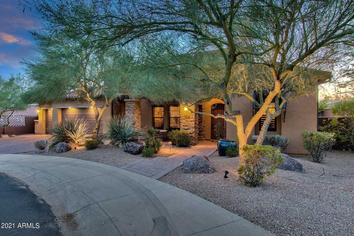 $1,350,000 - 5Br/5Ba - Home for Sale in Westwing Mountain Parcel 14 Amd, Peoria