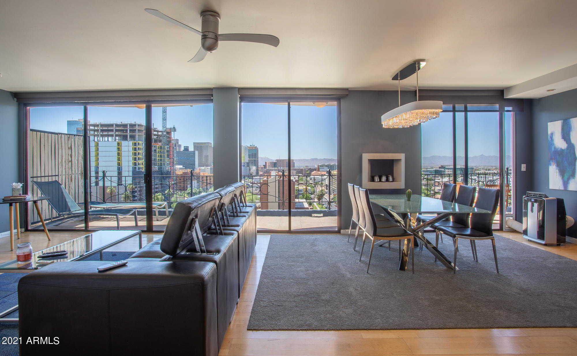 $649,500 - 2Br/2Ba -  for Sale in Embassy Condominiums, Phoenix