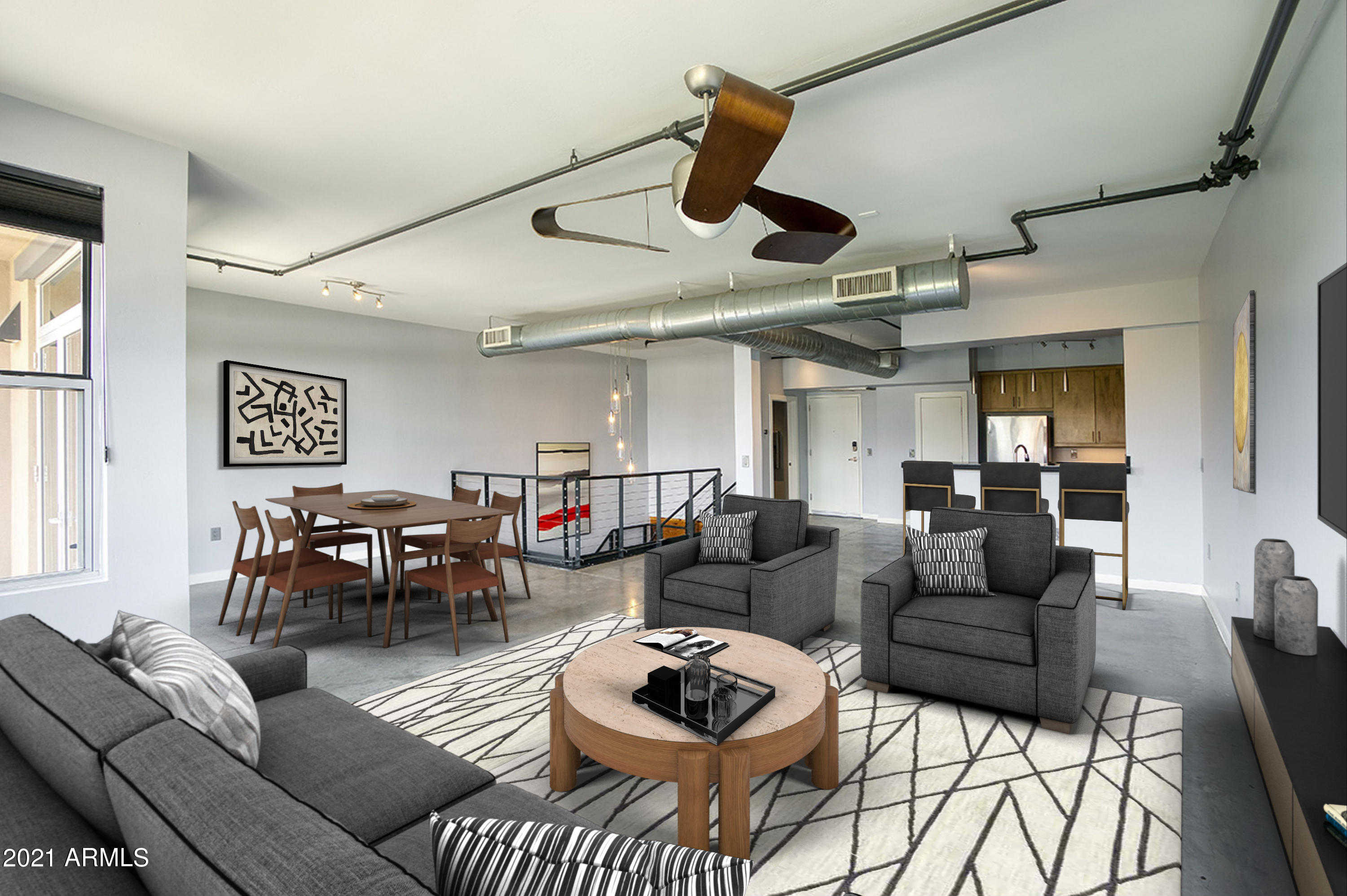 $569,900 - 2Br/3Ba -  for Sale in Artisan Lofts On Central Phase 1 Condominium, Phoenix