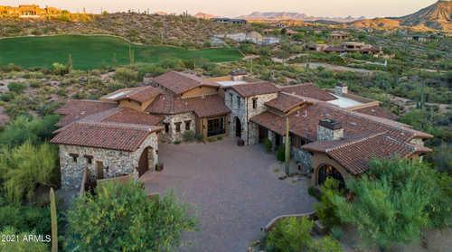 $4,695,000 - 5Br/6Ba - Home for Sale in Desert Mountain, Scottsdale